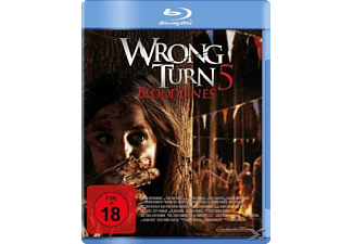Wrong Turn 5 – Bloodlines Blu-ray