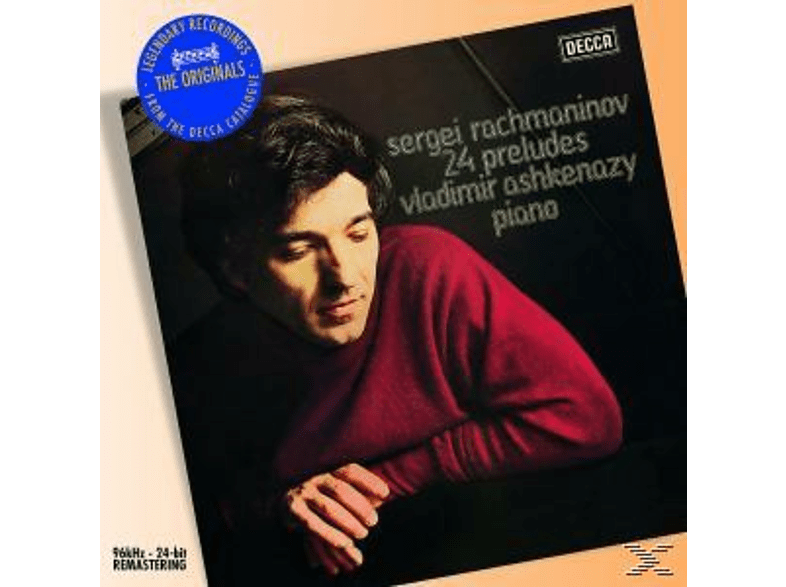 Vladimir Ashkenazy - Preludes [CD]