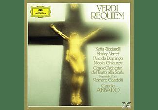 Claudio Abbado, Domingo/Abbado/OTSM - Messa Da Requiem (Ga)  - (CD)