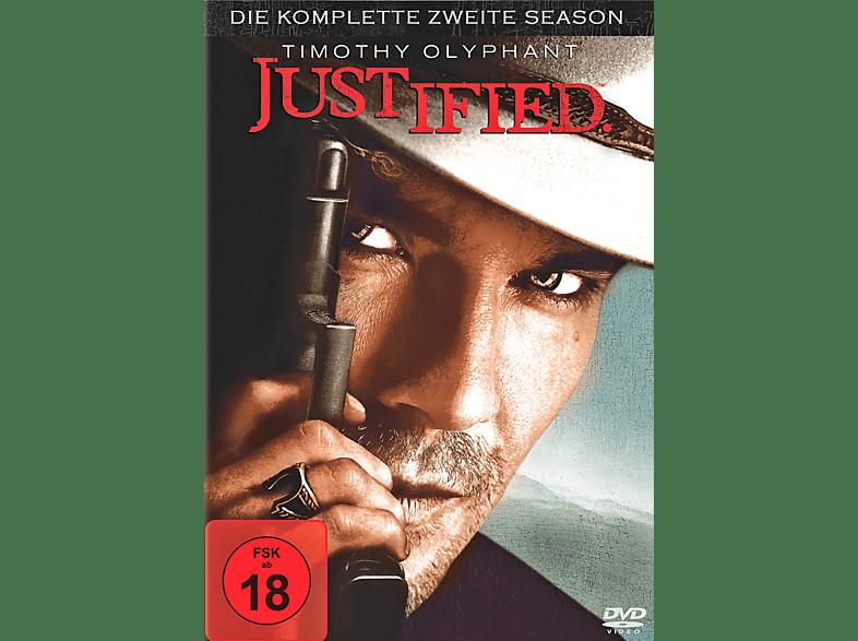 Justified - Staffel 2 [DVD]
