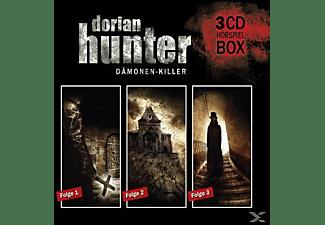 Hunter Dorian - Dorian Hunter Hörspielbox - Folge 01-03  - (CD)
