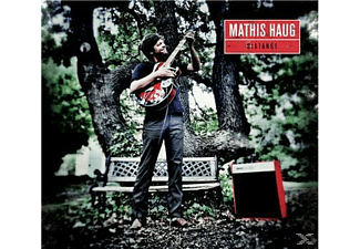 Mathis Haug - Distance  - (CD)