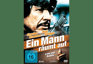 Ein Mann räumt auf DVD