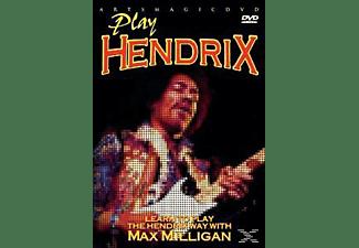 Play Hendrix - Learn To Play Hendrix DVD