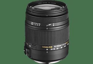 SIGMA 883954 18 mm - 250 mm f/3.5-6.3 DC, OS, HSM (Objektiv für Canon EF-Mount, Schwarz)