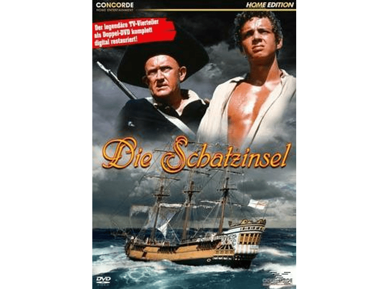 Die Schatzinsel [DVD]