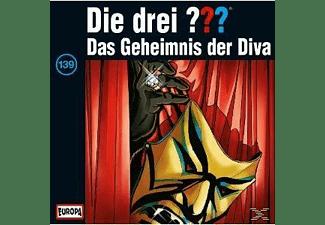 - Die drei ??? 139: Das Geheimnis der Diva  - (CD)