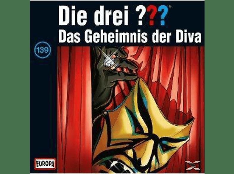 Die drei ??? 139: Das Geheimnis der Diva - (CD)