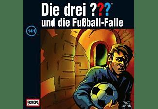 Die drei ??? 141: ...und die Fußball-Falle  - (CD)