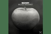 Madsen - Wo Es Beginnt [LP + Bonus-CD]