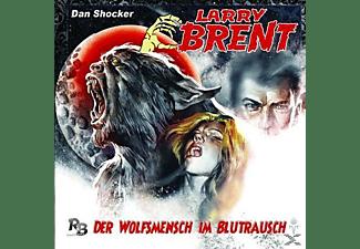 Larry Brent 07: Der Wolfsmensch im Blutrausch  - (CD)