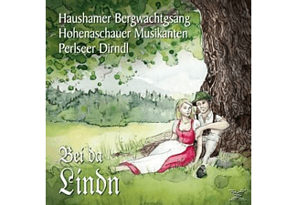 Haushamer Bergwachtgsang/Perlseer/+ - Bei Da Lindn  - (CD)