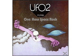 UFO - FLYING  - (CD)
