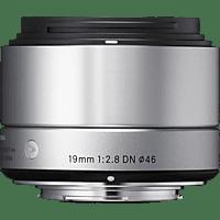 SIGMA 40S963  für Micro-Four-Thirds  - 19 mm , f/2.8