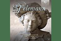 Gemma Bertagnolli, Collegium Pro Musica, Stefano Bagliano - Cantatas And Chamber Music With Recorder [CD]