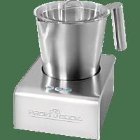 PROFI COOK PC-MS 1032 Milchaufschäumer, Inox, 600 Watt, 450 ml