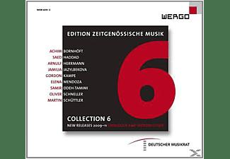 VARIOUS - Edition Zeitgenössische Musik Vol.6  - (DVD + CD)
