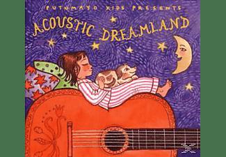 VARIOUS - ACOUSTIC DREAMLAND  - (CD)