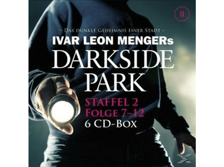Darkside Park - Darkside Park Staffel 2 - (CD)