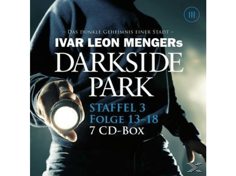 Darkside Park - Darkside Park Staffel 3 - (CD)