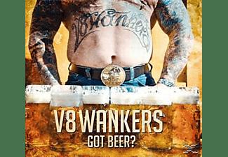 V8 Wankers - Got Beer?  - (CD)