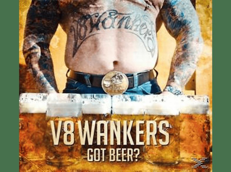 V8 Wankers - Got Beer? [Vinyl]