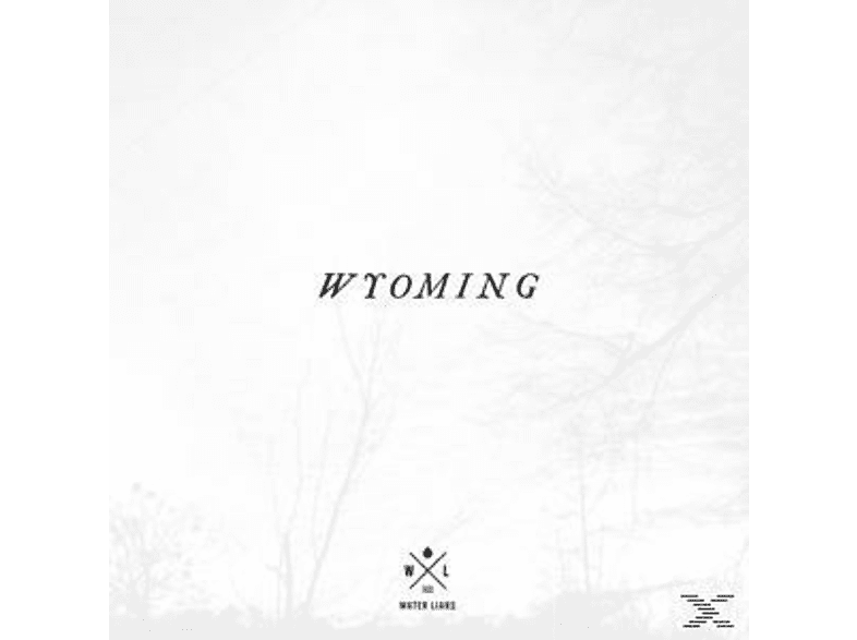 Water Liars - Wyoming [Vinyl]