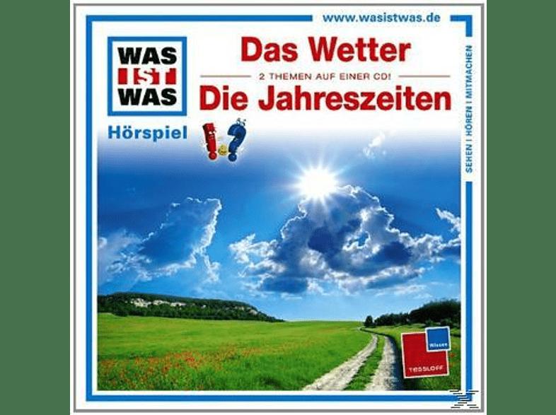 WAS IST WAS: Das Wetter / Die Jahreszeiten - (CD)