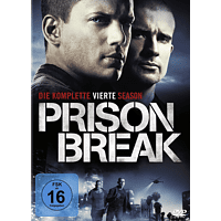 Prison Break - Staffel 4 DVD