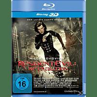 Resident Evil Retribution [3D Blu-ray]