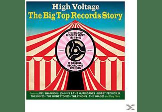VARIOUS - High Voltage-Big Top Records  - (CD)