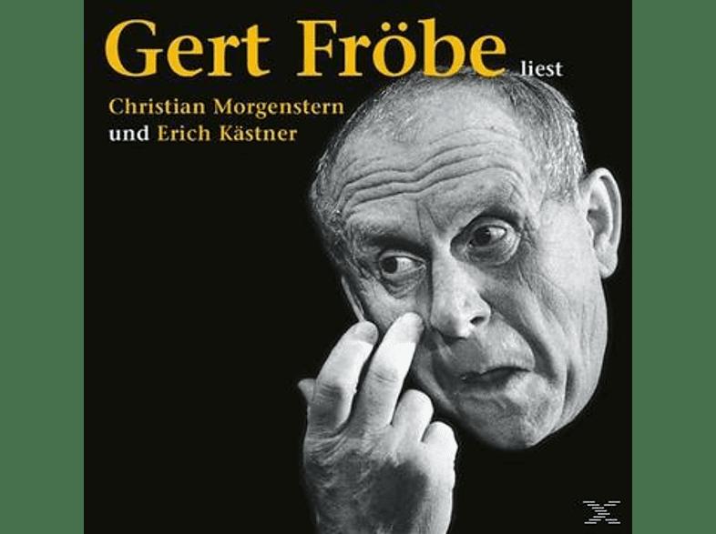 Gert Fröbe liest Christian Morgenstern und Erich Kästner - (CD)