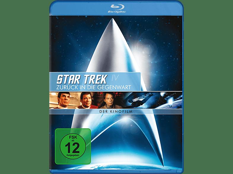 Star Trek 4 - Zurück in die Gegenwart (Remastered) [Blu-ray]