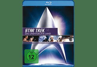 Star Trek 6 - Das unentdeckte Land (Remastered) Blu-ray