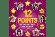 VARIOUS - 12 Points / Grand-Prix-Hits Auf Deutsch Vol.2 [CD]