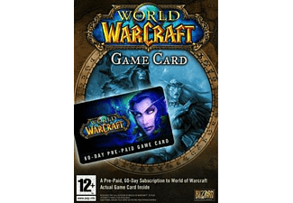 World of Warcraft: Prepaid Card (PC)