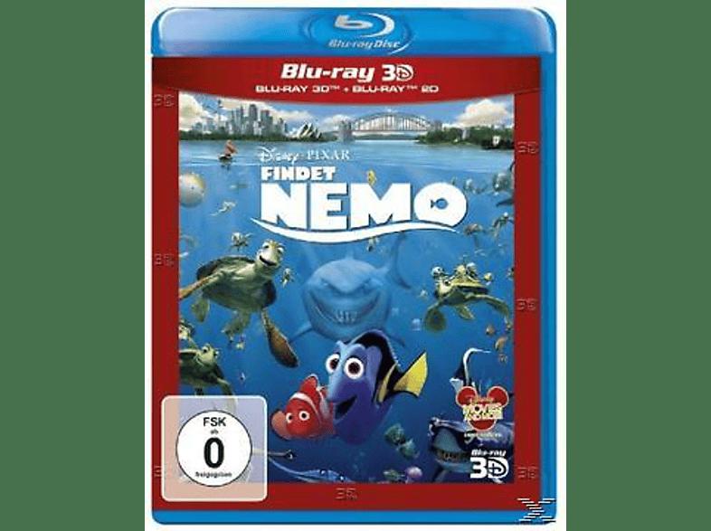 Findet Nemo 3D [3D Blu-ray]