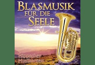 Hippacher Musikanten - Blasmusik für die Seele  - (CD)
