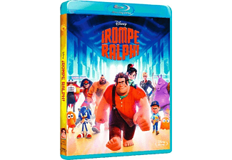 Rompe Ralph - Dvd
