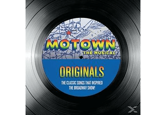 VARIOUS - Motown The Musical Originals - 40 Classic Songs That Inspired The Broadway Show!  - (CD)