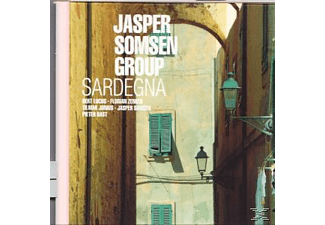 Jasper Somsen Group - Sardegna  - (CD)