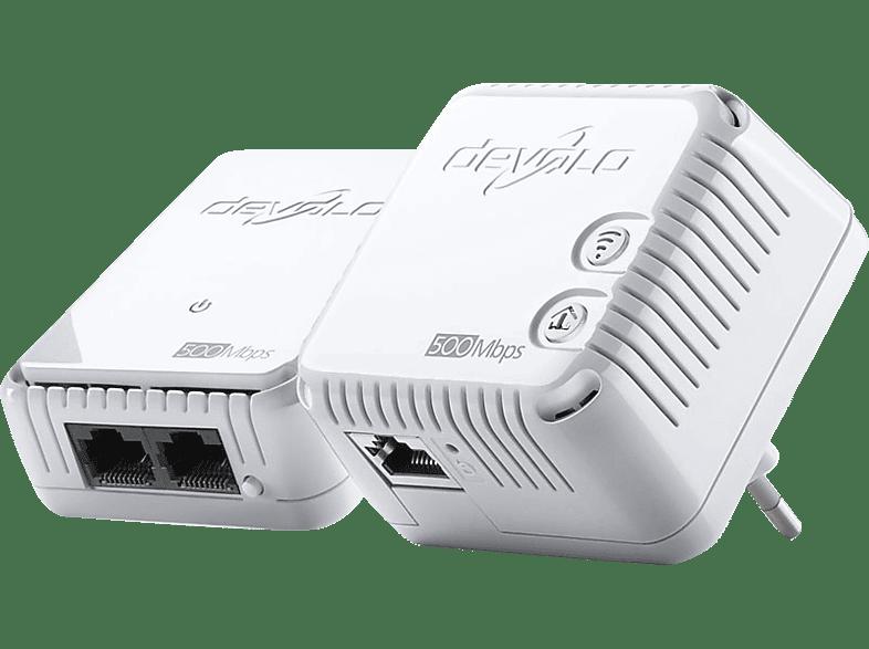 DEVOLO Powerline dLAN 500 WiFi Starter Kit (9086)