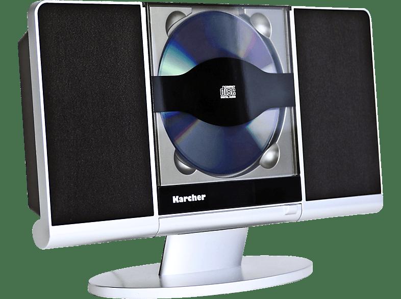 KARCHER MC-6512 Kompaktanlage (Silber)