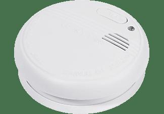 VIVANCO 33510 Rauchmelder, Einzelbetrieb, Weiß