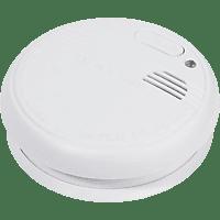 VIVANCO Fotoelektrischer Rauchmelder, weiß