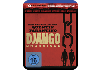 Django Unchained (Steelbook Edition) Blu-ray