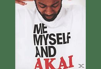 Micall Parknsun - ME MYSELF AND AKAI  - (CD)