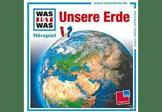 Was Ist Was - Unsere Erde (Einzelfolge)  - (CD)