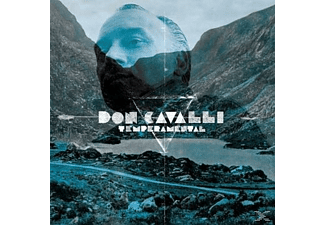 Don Cavalli - Temperamental  - (CD)