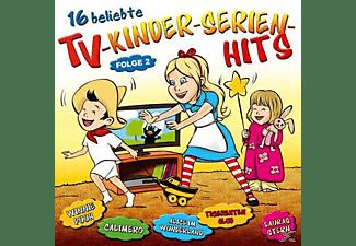 Die Partykids - 16 Beliebte TV-Kinder-Serien-Hits Folge 2  - (CD)